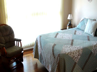 Mississipi River Lodge Bedrooms