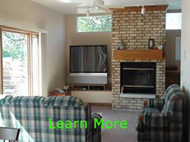 Mississippi River Lodge Vacation Rental